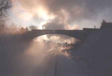 bahnbrücke ruhland gesperrt